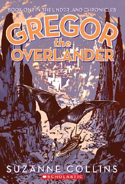gregor the overlander by suzanne collins Start studying oregon battle of the books grade division 3-5 sample questions learn vocabulary, terms, and more with flashcards gregor the overlander (suzanne collins) in which book is an eleven year old boy turned into a warrior gregor the overlander.